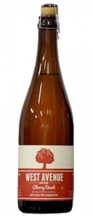 Cherry Beach by West Avenue Cider Company in Ontario, Canada