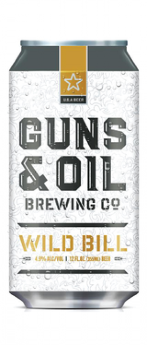 Guns & Oil Wild Bill Wheat Bock by Western Collective in Idaho, United States
