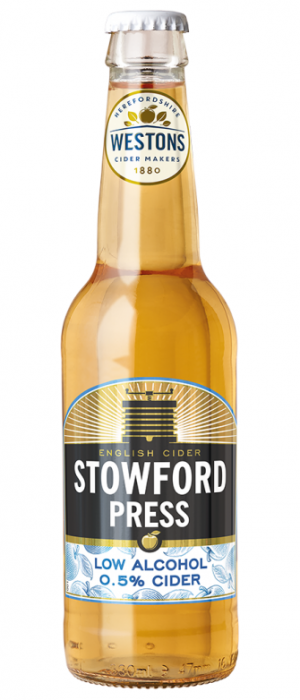 Stowford Press English Cider Low Alcohol by Westons Cider Makers in Herefordshire - England, United Kingdom