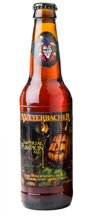 Imperial Pumpkin Ale by Weyerbacher Brewing Company in Pennsylvania, United States