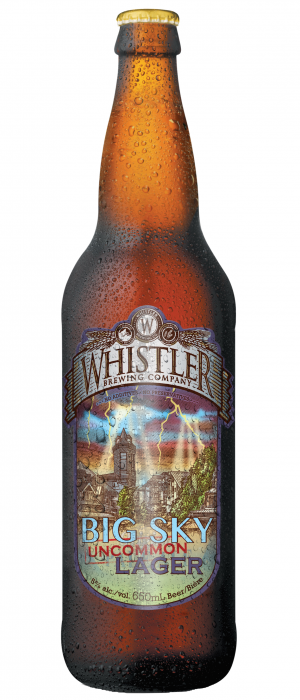 Big Sky Uncommon by Whistler Brewing Company in British Columbia, Canada