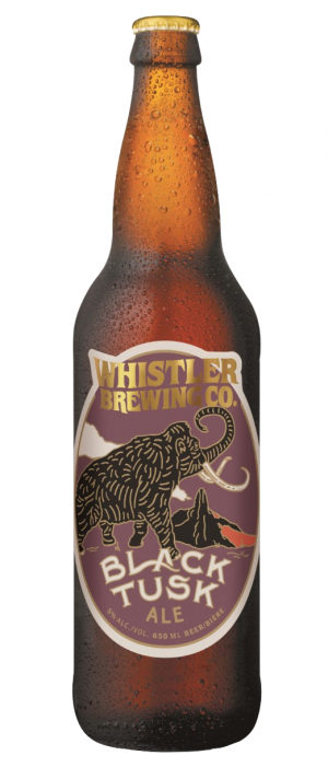 Black Tusk Ale by Whistler Brewing Company in British Columbia, Canada