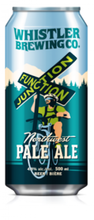 Function Junction by Whistler Brewing Company in British Columbia, Canada