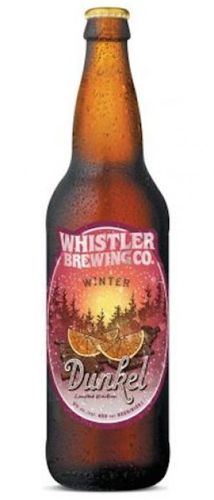 Winter Dunkel by Whistler Brewing Company in British Columbia, Canada