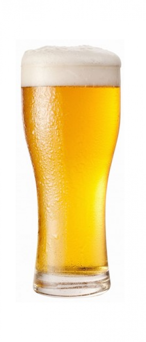 White Hat Wheat Beer by Cold Garden Beverage Company in Alberta, Canada