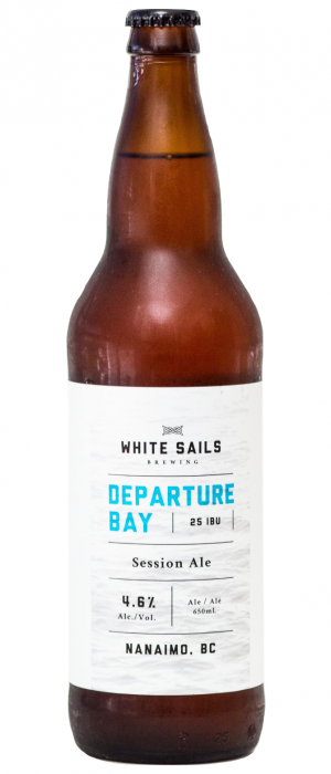 Departure Bay by White Sails Brewing in British Columbia, Canada