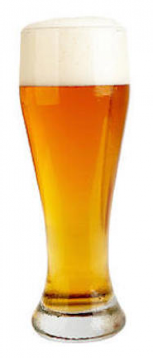 Whitewall Wheat by Crank Arm Brewing Company in North Carolina, United States