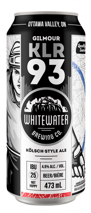 KLR93 by Whitewater Brewing Company in Ontario, Canada