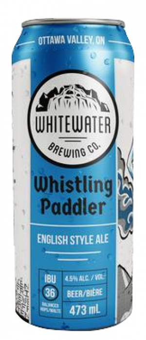 Whistling Paddler