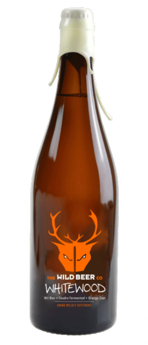 Whitewood by The Wild Beer Co. in Somerset - England, United Kingdom