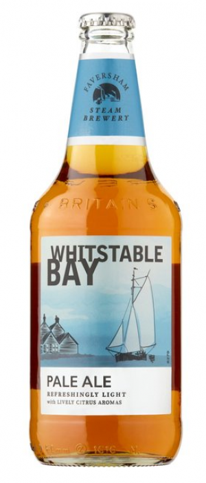 Whitstable Bay Pale Ale by Shepherd Neame in Kent - England, United Kingdom