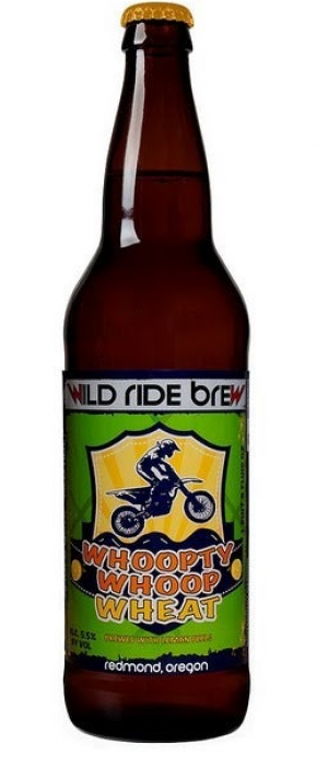 Whoopty Whoop Wheat by Wild Ride Brewing in Oregon, United States