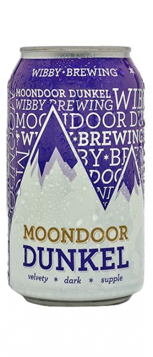 Moondoor Dunkel by Wibby Brewing in Colorado, United States