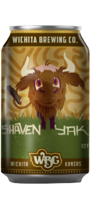 Shaven Yak by Wichita Brewing Company in Kansas, United States