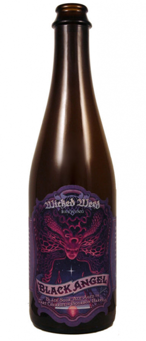 Black Angel by Wicked Weed Brewing in North Carolina, United States