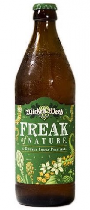 Freak of Nature by Wicked Weed Brewing in North Carolina, United States