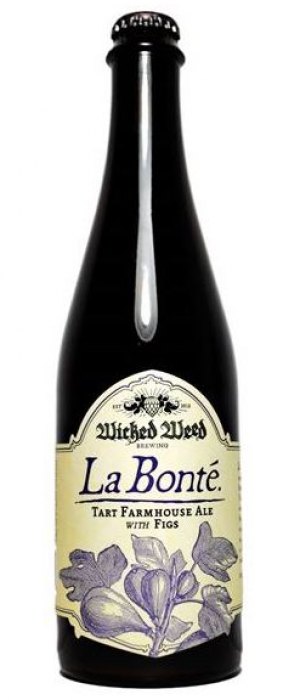 La Bonte Fig by Wicked Weed Brewing in North Carolina, United States