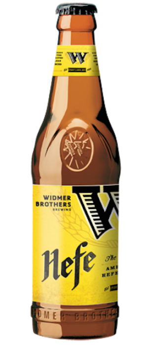 Hefeweizen by Widmer Brothers Brewing in Oregon, United States