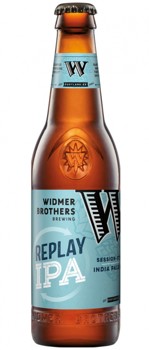 Replay IPA by Widmer Brothers Brewing in Oregon, United States
