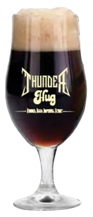 Thunder Hug by Wild Acre Brewing Company in Texas, United States