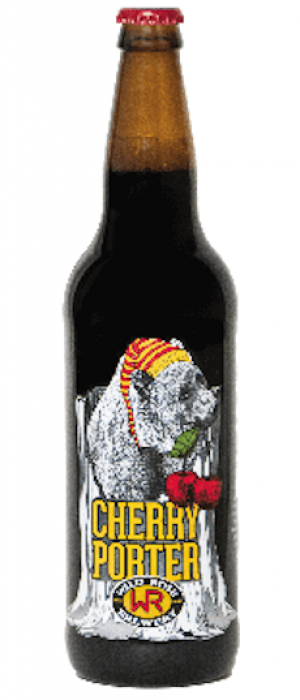Cherry Porter by Wild Rose Brewery in Alberta, Canada