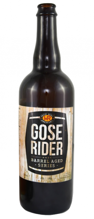 Gose Rider by Wild Rose Brewery in Alberta, Canada