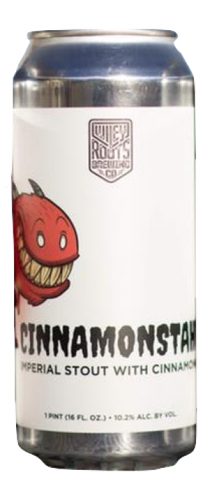 Cinnamonstah by Wiley Roots Brewing Company in Colorado, United States