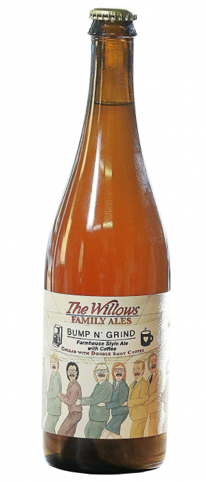 Bump N' Grind by The Willows Family Ales in Oklahoma, United States