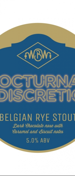 Nocturnal Indiscretion by Wilmington Brew Works in Delaware, United States