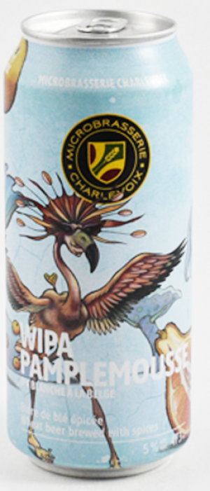 WIPA Pamplemousse by Microbrasserie Charlevoix in Québec, Canada
