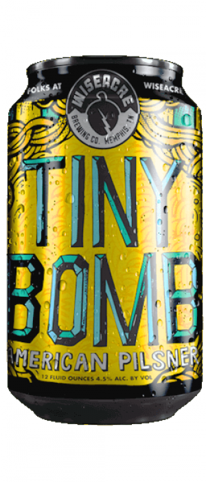 Tiny Bomb by WISEACRE Brewing Co. in Tennessee, United States