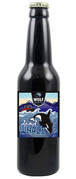 Dead Whale by Wolf Brewing Company in British Columbia, Canada