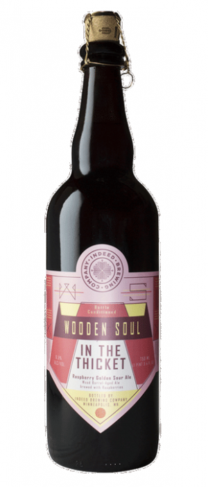 Wooden Soul: In The Thicket by Indeed Brewing Company in Minnesota, United States