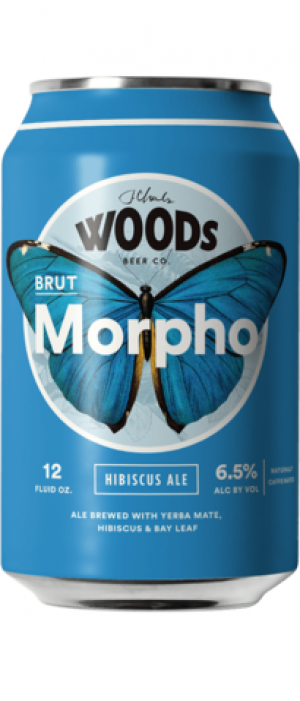 Morpho by Woods Beer Company in California, United States