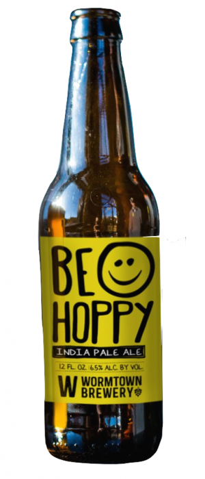 Be Hoppy by Wormtown Brewery in Massachusetts, United States