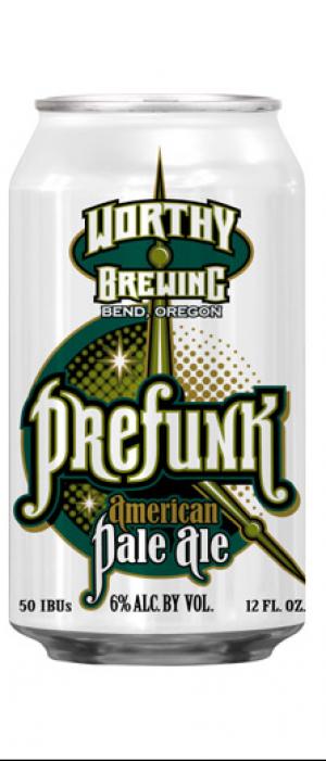 Prefunk Pale Ale by Worthy Brewing Co.  in Oregon, United States