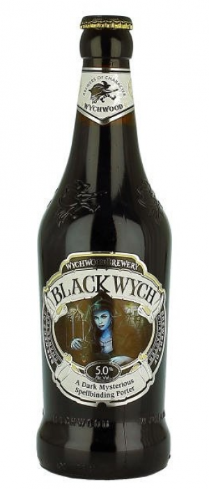 Black Wych by Wychwood Brewery in Oxfordshire - England, United Kingdom
