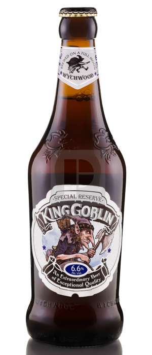 King Goblin by Wychwood Brewery in Oxfordshire - England, United Kingdom