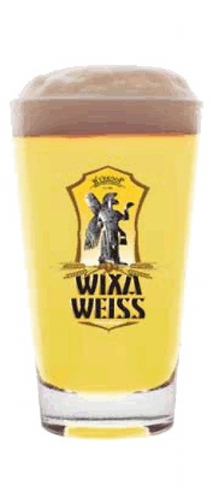 Wixa Weiss by Wynkoop Brewing in Colorado, United States