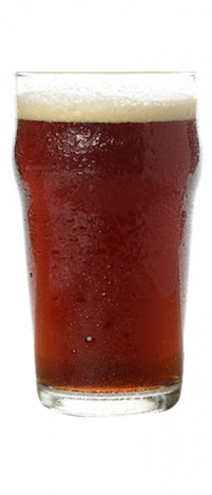 Yeah Baby! Red Ale by Wild Rose Brewery in Alberta, Canada