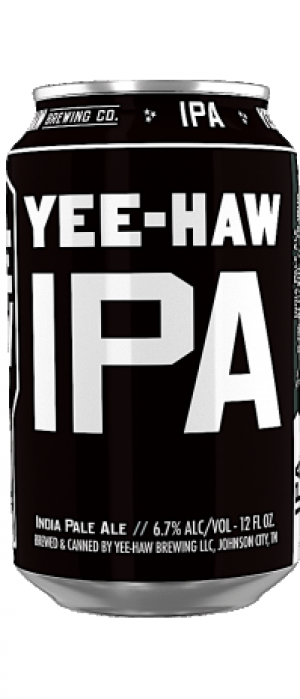 IPA by Yee-Haw Brewing Company in South Carolina, United States