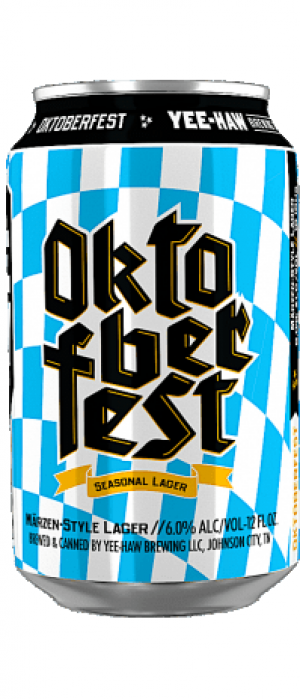Oktoberfest by Yee-Haw Brewing Company in South Carolina, United States