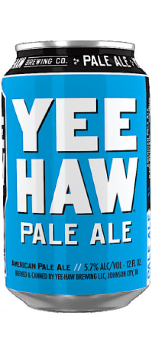 Pale Ale by Yee-Haw Brewing Company in South Carolina, United States