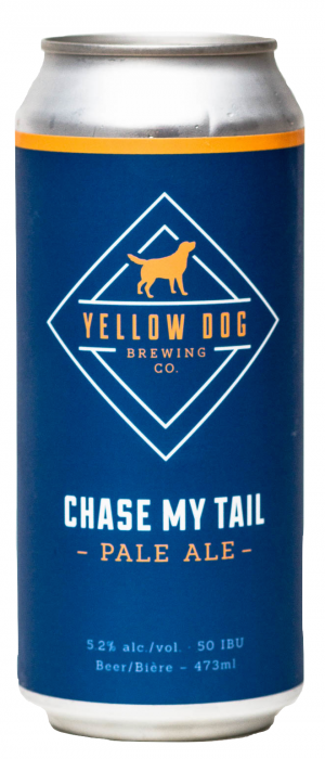 Chase My Tail Pale Ale