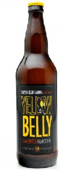 Apple Cider by Yellowbelly Brewery & Public House in Newfoundland and Labrador, Canada