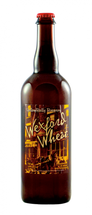Wexford Wheat by Yellowbelly Brewery & Public House in Newfoundland and Labrador, Canada