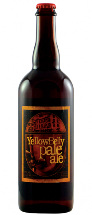 YellowBelly Pale Ale by Yellowbelly Brewery & Public House in Newfoundland and Labrador, Canada
