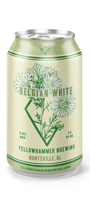 Belgian White by Yellowhammer Brewing in Alabama, United States