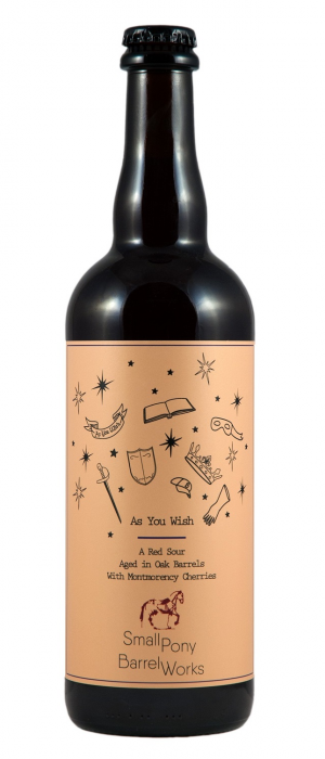 As You Wish 2019 by Small Pony Barrel Works in Ontario, Canada