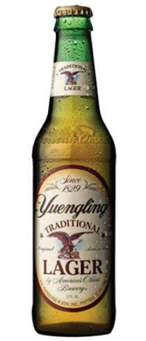 Yuengling Traditional Lager by Yuengling Beer Co. in Pennsylvania, United States